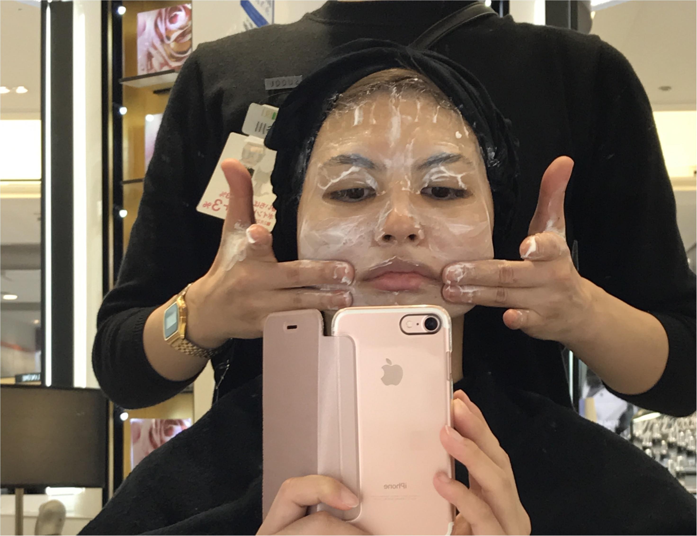 《3分間ですっきりフェイスラインに✨》【無料】マッサージ体験からメイクまで堪能できるSUQQUの『顔筋マッサージ体験』に行ってみた♡_4