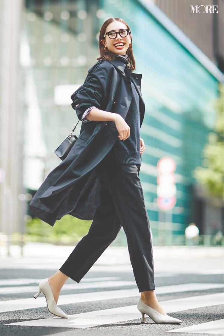 【2020】冬のオフィスカジュアル特集 - ユニクロなど20代女性におすすめの人気ブランドの最新コーデまとめ_64