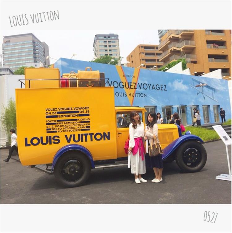 【Fashion】旅するルイ・ヴィトンに行ってきました!_1