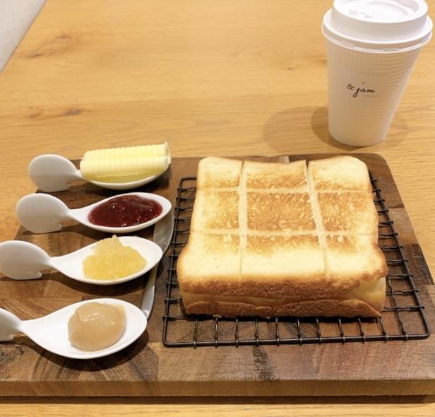 【みおしー遠征ログ❤︎大阪】「&jam Cafe」のトースト&ジャムがモーニングにぴったり!_2