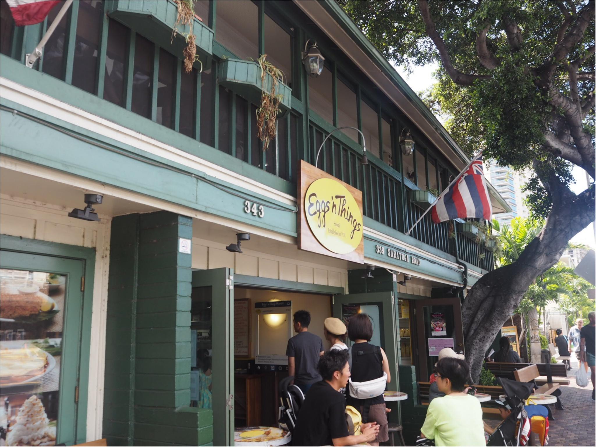 ハワイ/ホノルルをおさんぽ♪カップがかわいいと話題のコーヒースタンド♡_6