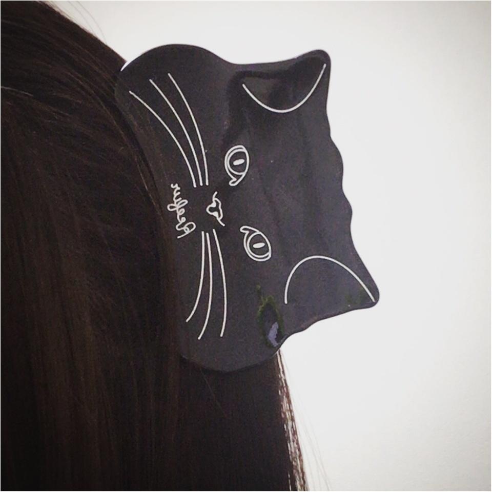 《ネコ派必見☆》MAISON DE REEFUR KIOSQUEのヘアクリップがかわいい!♡_2