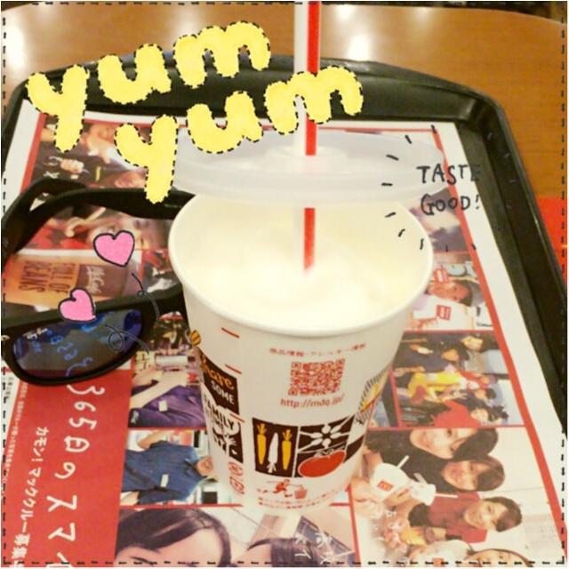 次から次へ新発売…!!おいしーい夏ドリンク♡皆さんは飲みましたか(^^)??_3