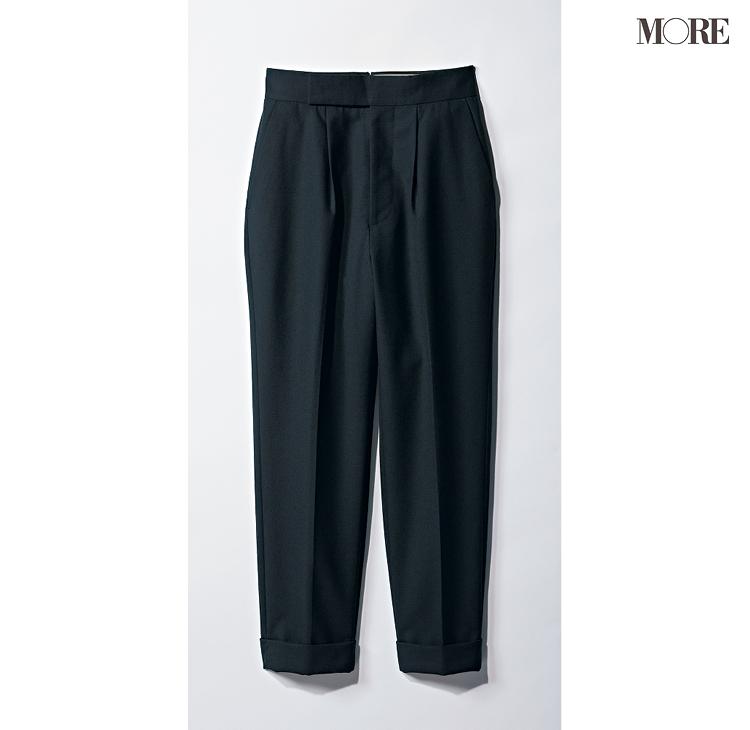 """普通の黒パンツとは違う! """"美脚""""の黒、なら『シンゾーン』と『ジーナシス』。この2本のパンツがよき♡_2"""