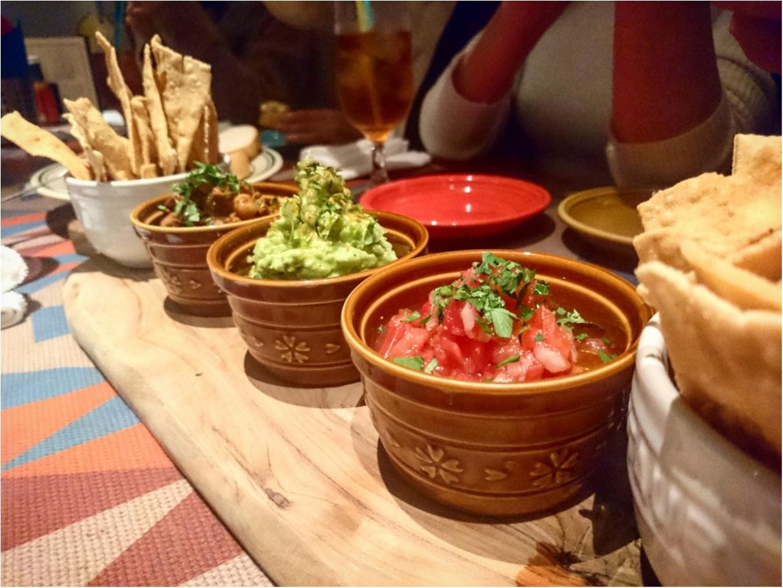 【グルメ】みんなでシェアできるから、大人数での利用もおすすめ◎メキシコ料理店『LA ESQUINA (ラ・エスキーナ) 』@恵比寿_3