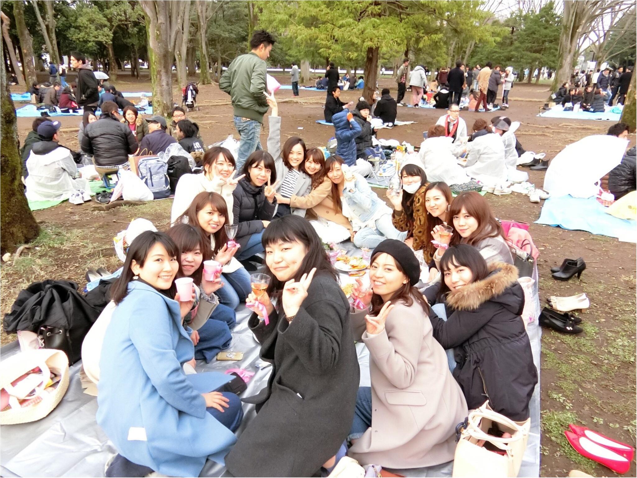 春最高!お花見最高!!モアハピ最高!!!_11