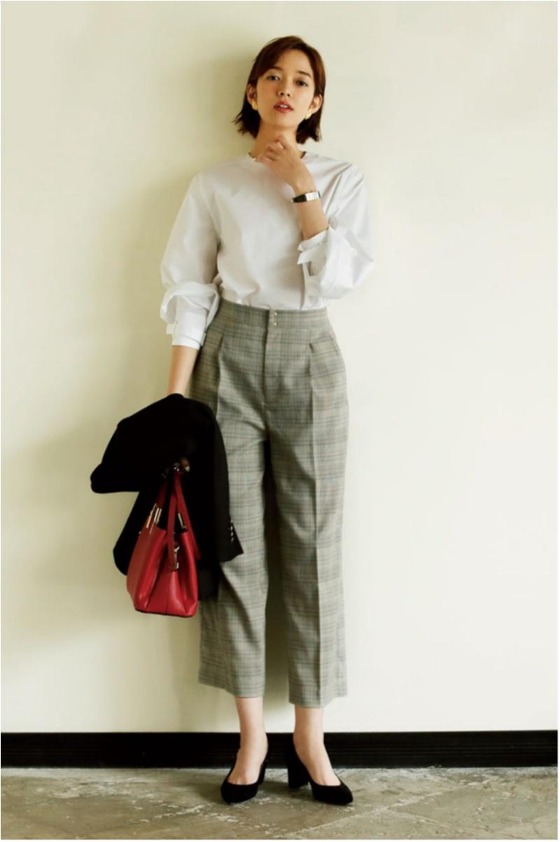 秋のマストアイテム、1枚で着られる【シャツ&ブラウス】カタログ | ファッション_1_6