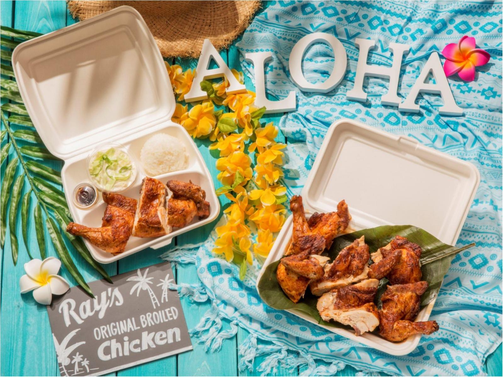 由比ヶ浜であの有名な本格ハワイアンチキンを☆ 由比ヶ浜のビーチハウスに『RAY'S ORIGINAL BROILED CHICKEN』が期間限定オープン!_1