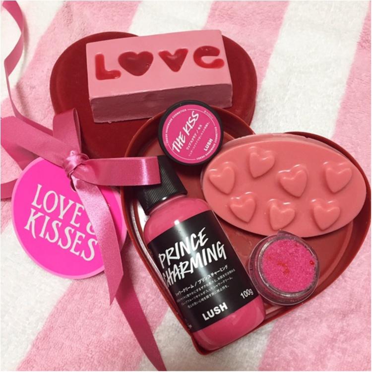【Beauty】まだ買える♡! ?毎度おなじみ!LUSHのバレンタインシリーズが可愛すぎた件。_6