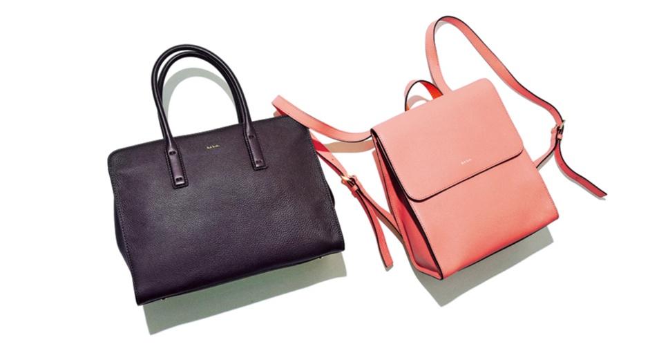 自由でポジティブな色使いにもう夢中!「ポール・スミス」のバッグと駆け抜けて、春♪_8