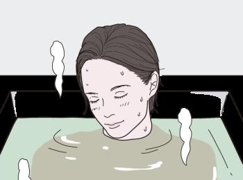 半身浴より全身浴が正しい⁉ 夜&休日に「免疫力を上げる」テク9