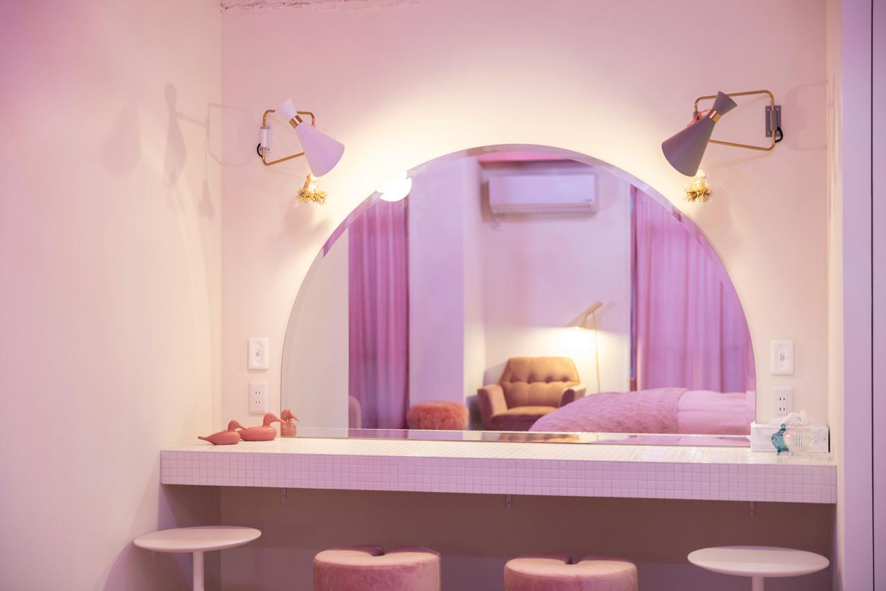 原宿『MOSHI MOSHI ROOMS』の「Kawaii caltural room!! in harajuku」で、お泊り女子会したすぎる件♡【#桜 2019 4】_10