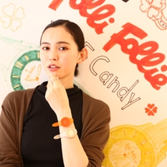 「Folli Follie Candy Watch Collection」ローンチパーティに潜入!