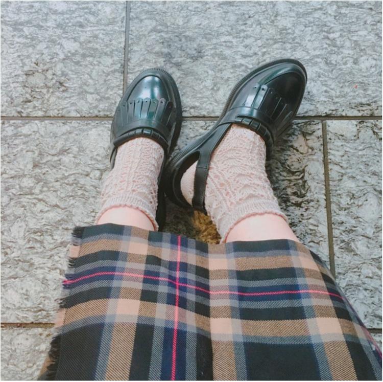 最後の記事はもちろん大好きな靴がテーマ♡《世界の靴好きがこよなく愛する老舗の1足》ドクターマーチンの純正3ホールをお買い上げ♡人気サンダルもご紹介します♡_5