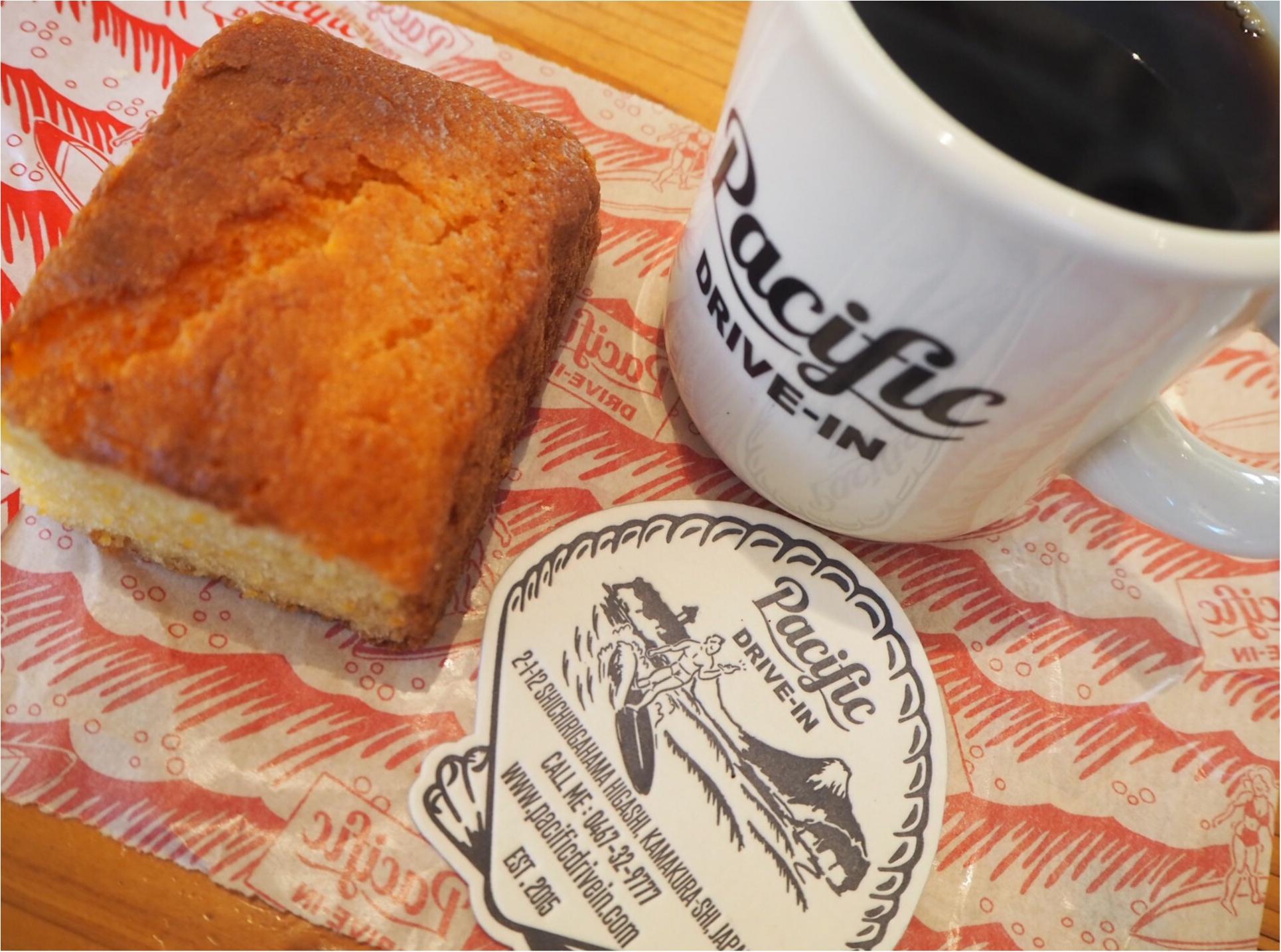【アロハ☺︎気分はハワイ?】美味しいコーヒーと目の前に広がる七里ガ浜の海!贅沢な時間をぜひココで...❤︎_3