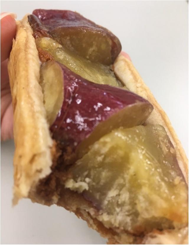 【秋の味覚】神戸屋のなると金時芋のパイが絶品_7