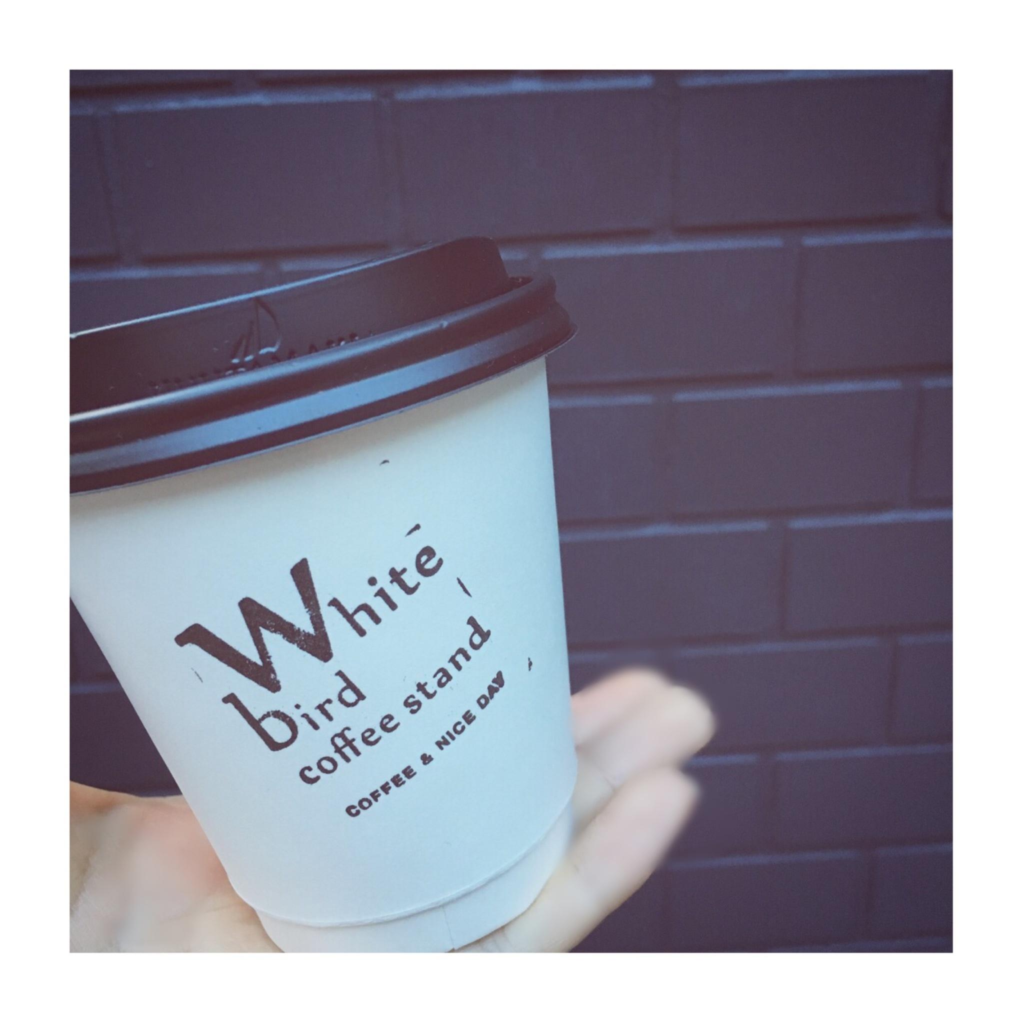 #7【#cafestagram】❤️:《大阪•梅田》バーのようなシックな空間で落ち着くカフェタイムを*「whitebird coffee stand」☻_4