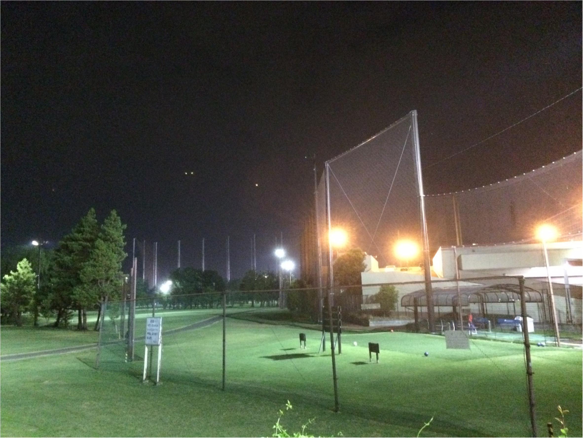 夏の夜にもビギナーにもピッタリ★ 涼しく回れるナイターゴルフをご紹介!【#モアチャレ ゴルフチャレンジ】_2_1