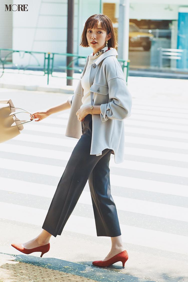 おすすめの20代秋服レディースコーデ特集《2019年版》- ブラウスやニット、シャツなどこの秋買うべきアイテムは?_36