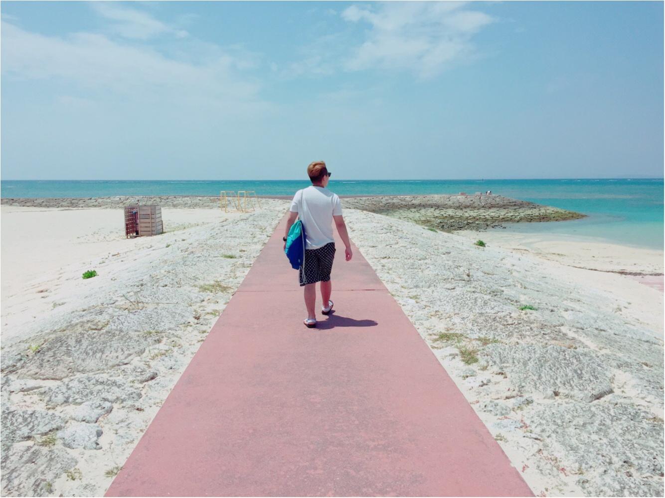 【沖縄女子旅】沖縄旅行!本島のBEACHはどこへ行く?迷ったら空港近くのココがおすすめ♡!_7