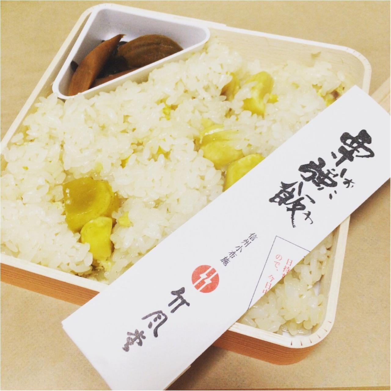 長野へ行ったらぜひ食べて欲しい!秋の味覚を堪能できるソフトクリーム♡_3