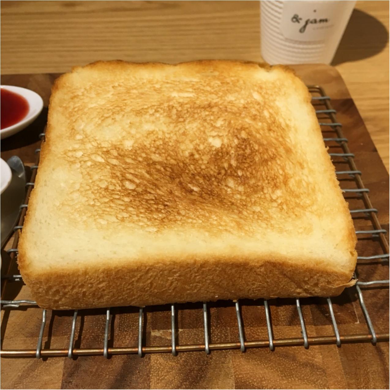 「まるで宝石のよう」16種類のジャムが絶品♡高級食パンとジャムが楽しめるカフェ《& jam(アンドジャム)》に行ってきました♡♡_6