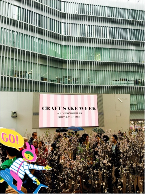 【CRAFT SAKE WEEK開催中】まだ間に合う!!都心で桜酒!!byじゅなrainbow*_2