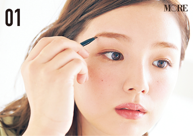 眉毛の整え方特集 -【世界一正しい眉のお手入れ法】など、眉迷子のための眉メイクの基本まとめ_54