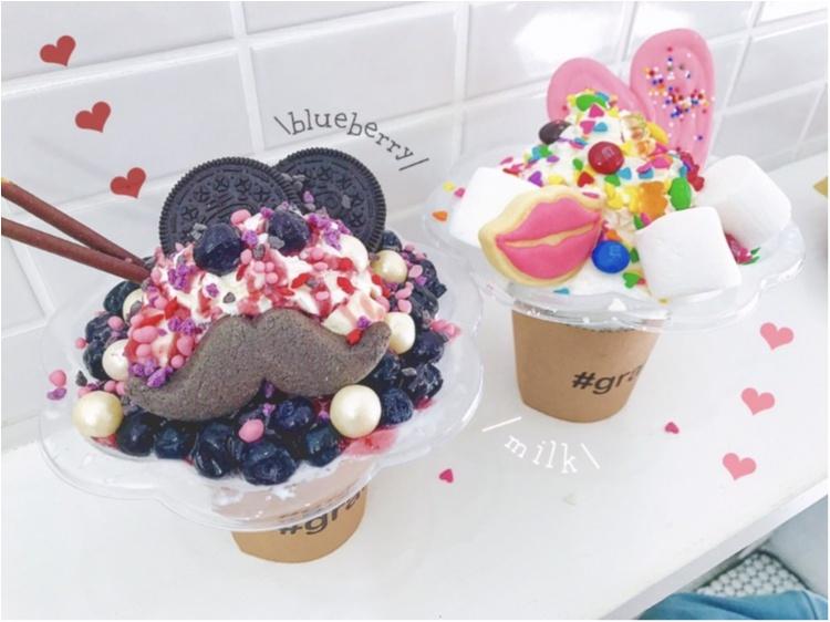 【FOOD】「My かき氷」が作れちゃう♡この夏行きたいかき氷屋さん #gram _10