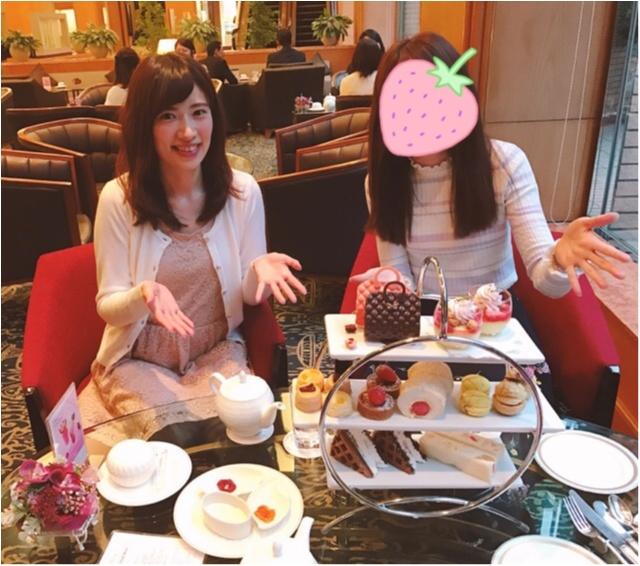 【イチゴ好き必見♡】ロイヤルパークホテルの《ストロベリーアフタヌーンティーセット》がSNS映え&可愛すぎる♡_2