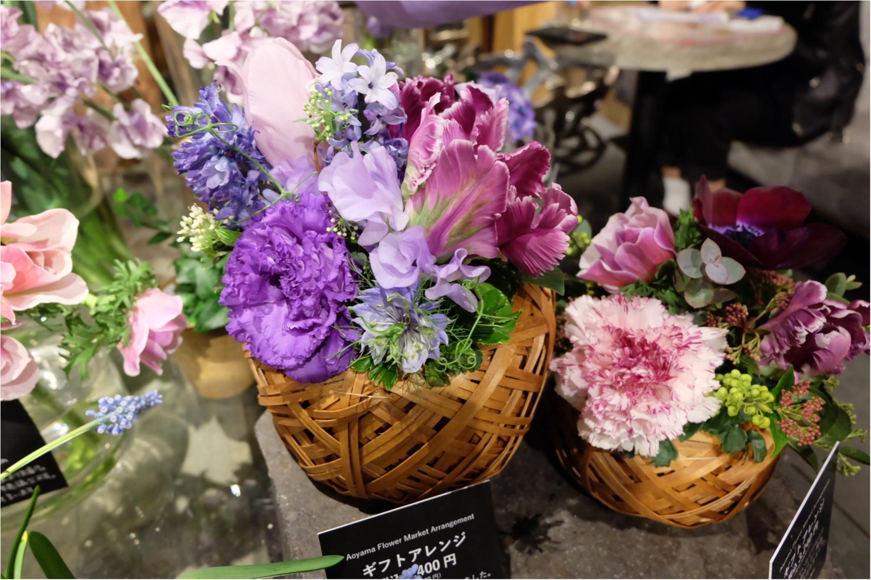 【ご当地MORE♡東京】AOYAMA FLOWER MARKET TEA HOUSEでお花に囲まれて女子会ができちゃう贅沢スポット♡_5
