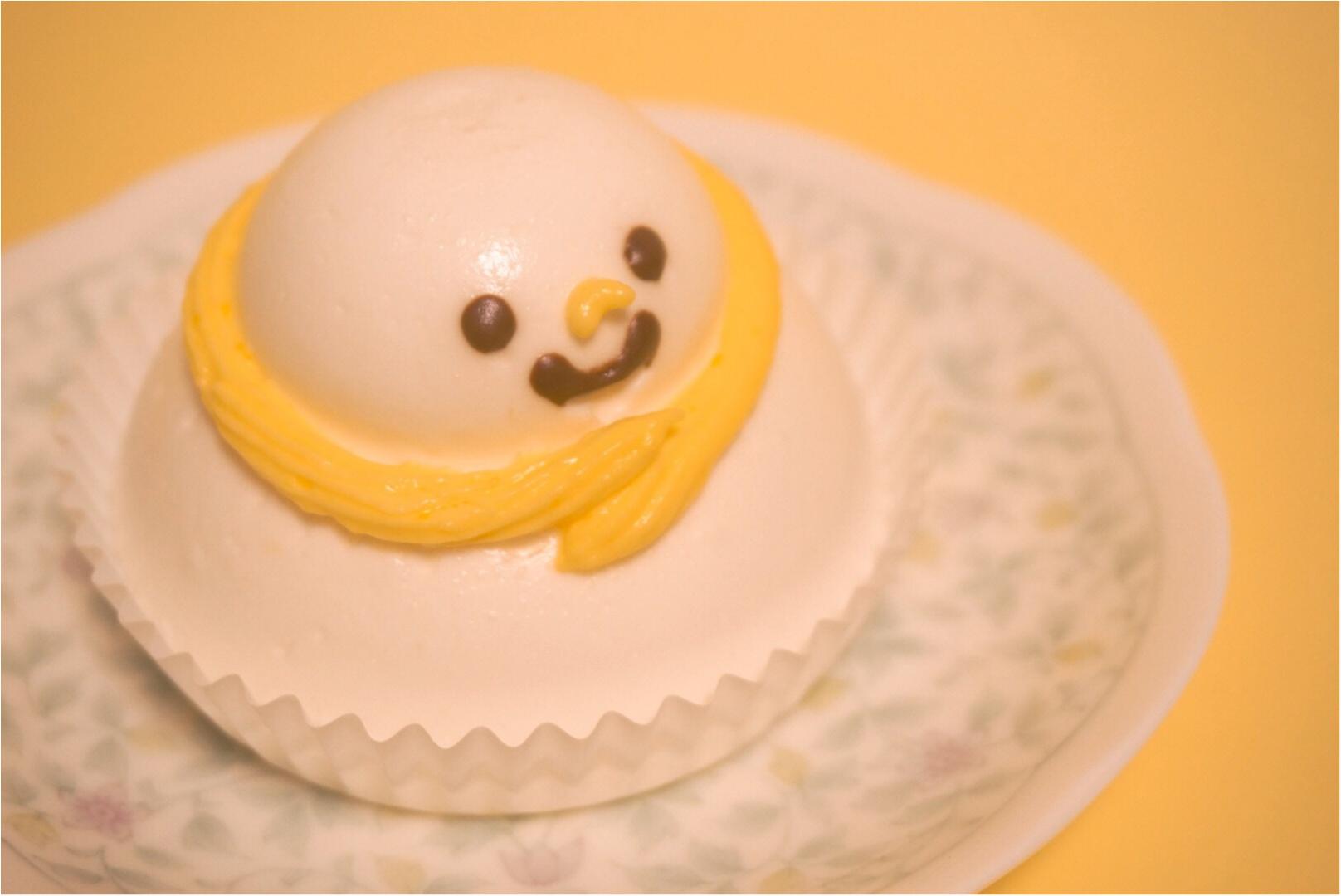 《カメラ必須‼︎》食べるのがもったいない‼︎セブンイレブンのトナカイ&雪の子ケーキが可愛すぎるっ♡_4