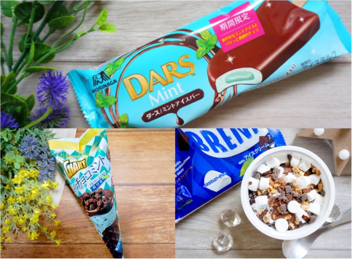 チョコミン党が推薦!《コンビニで買える絶品チョコミントアイス》3選❤️_11