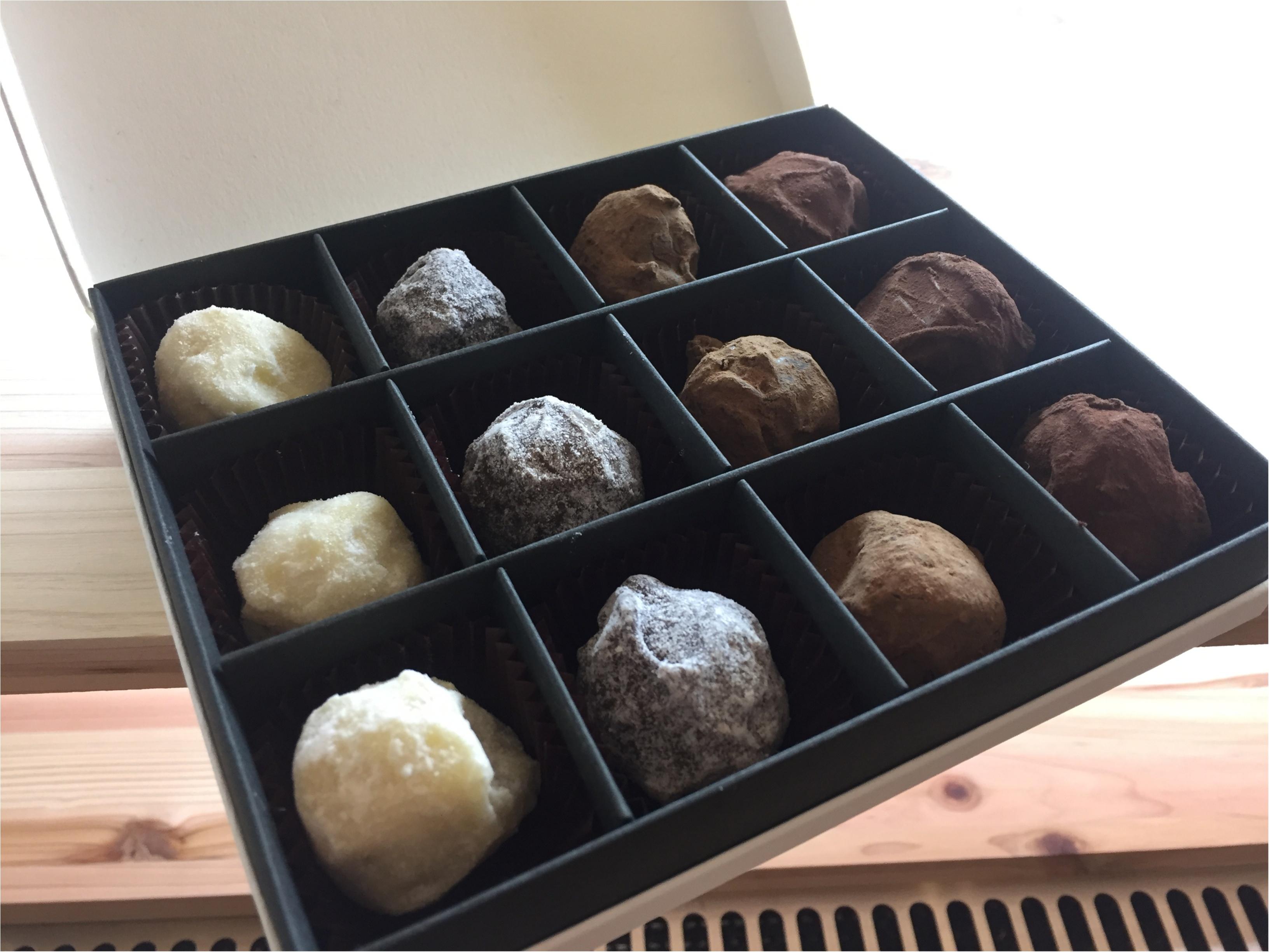 【FOOD】今年の本命チョコはこれ!知る人ぞ知る、幻のチョコレート♥︎「YVAN」_4