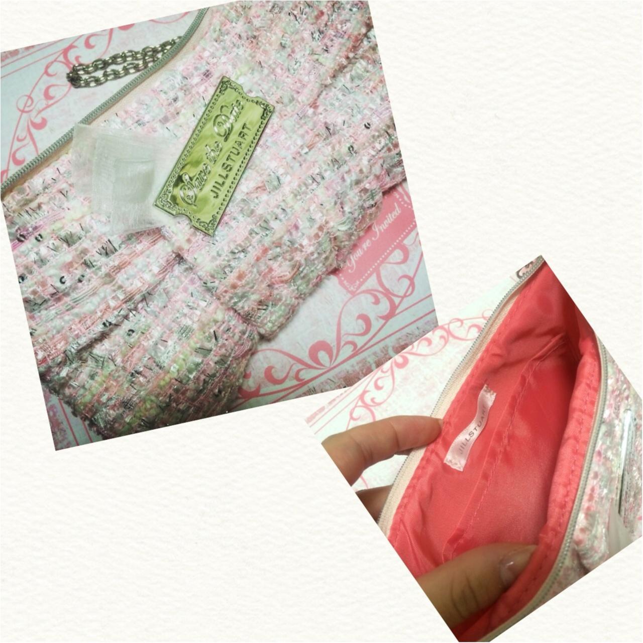 11/4発売♡女の子の大好きが詰まってる!JILL STUARTの2016クリスマスコフレ♡Tweed Party Collection_3