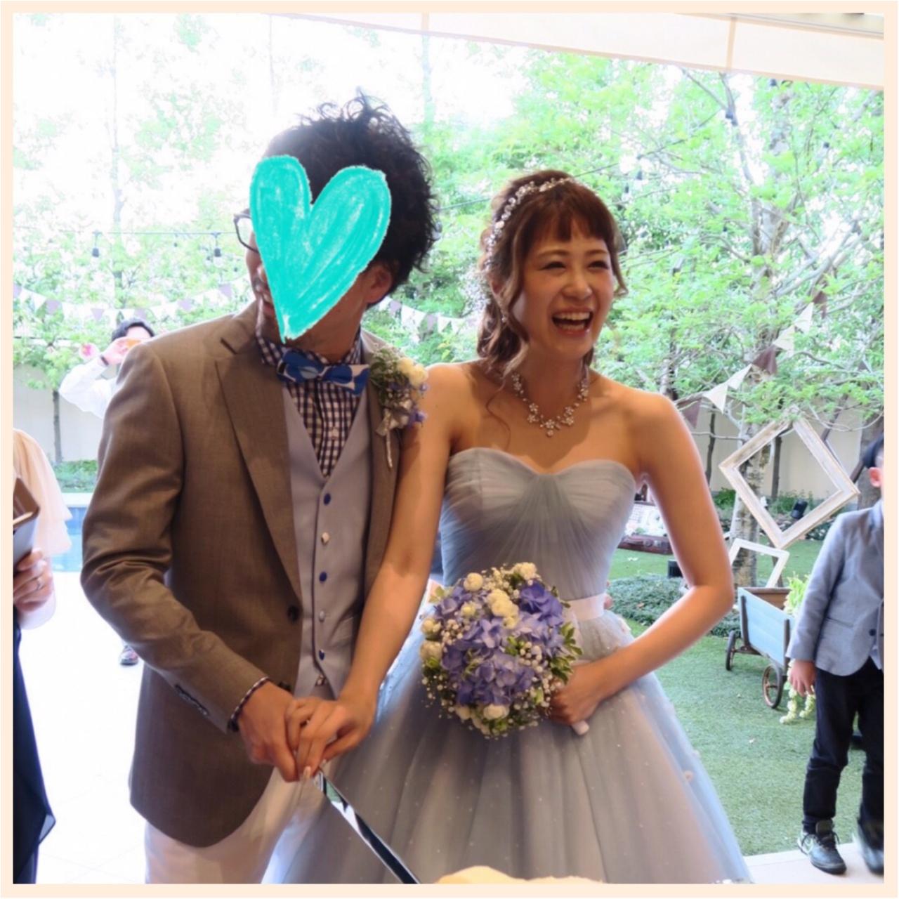 【ゆい婚】お色直しはドレス色当てクイズでゲストに楽しんでもらいました♪_2