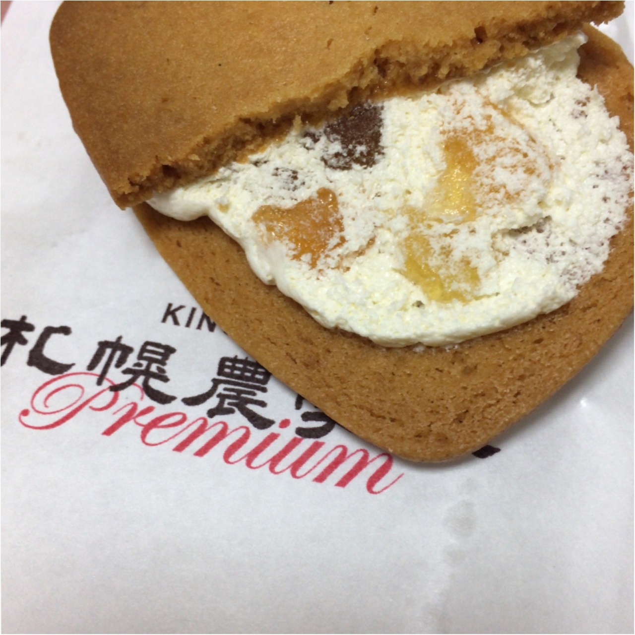 """新千歳空港の*NEW*行列スウィーツ!""""札幌農学校premium""""♡_2"""