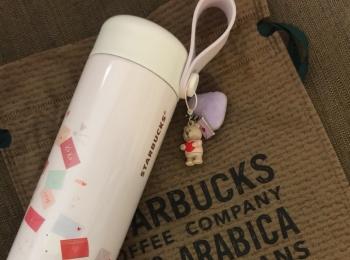 【韓国スタバがかわいすぎる】バレンタイン限定水筒はこちら!