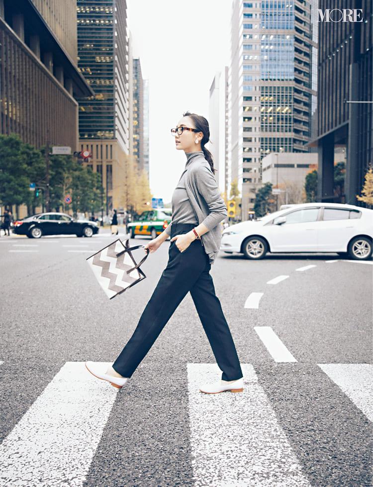 オフィスカジュアルのパンツ特集 - パンツの選び方、おすすめのブランド、おしゃれなコーディネート   2020年版_23