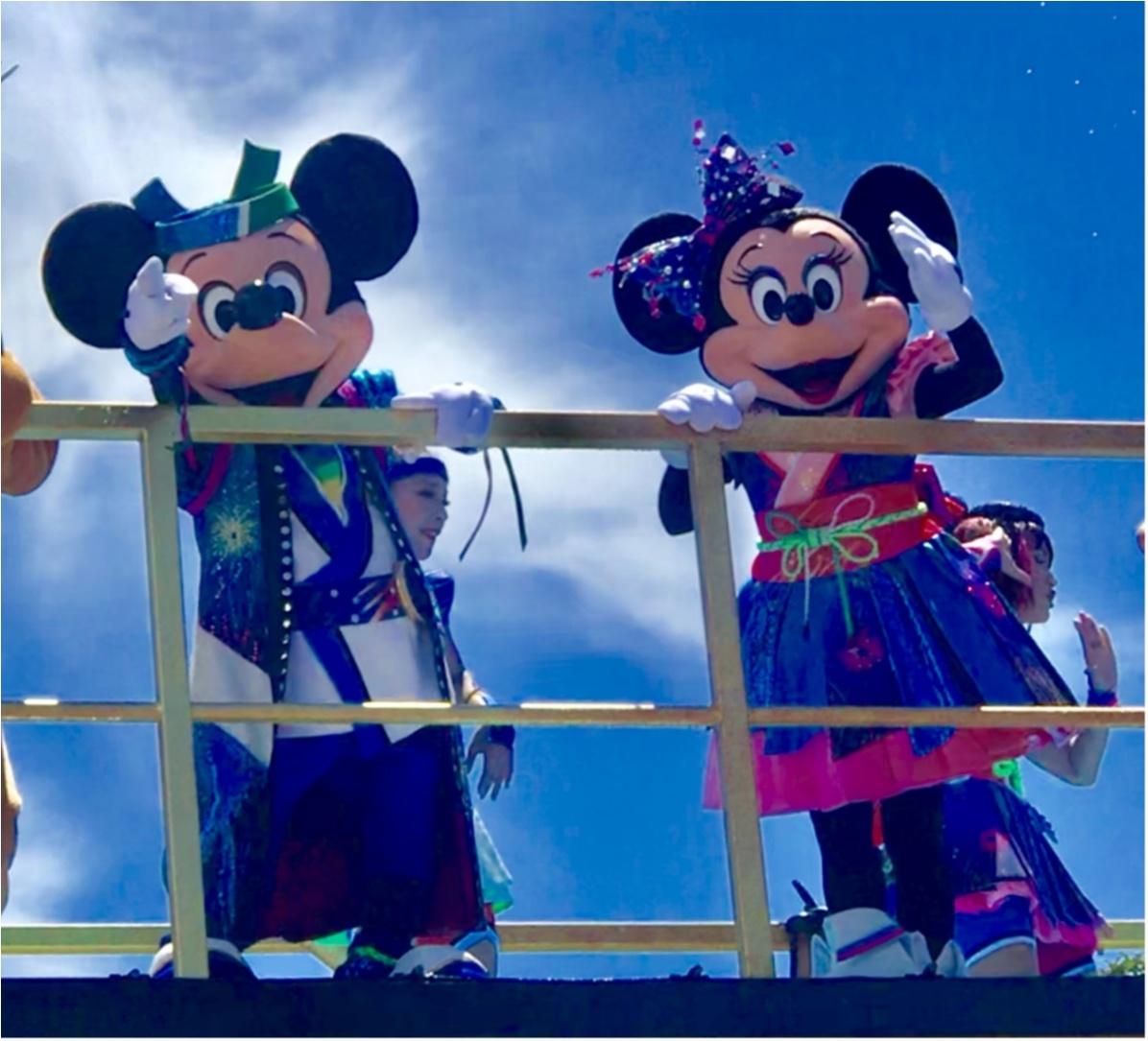 ディズニー,ディズニーランド,夏祭り,ミッキー,Happiest Celebration,35周年