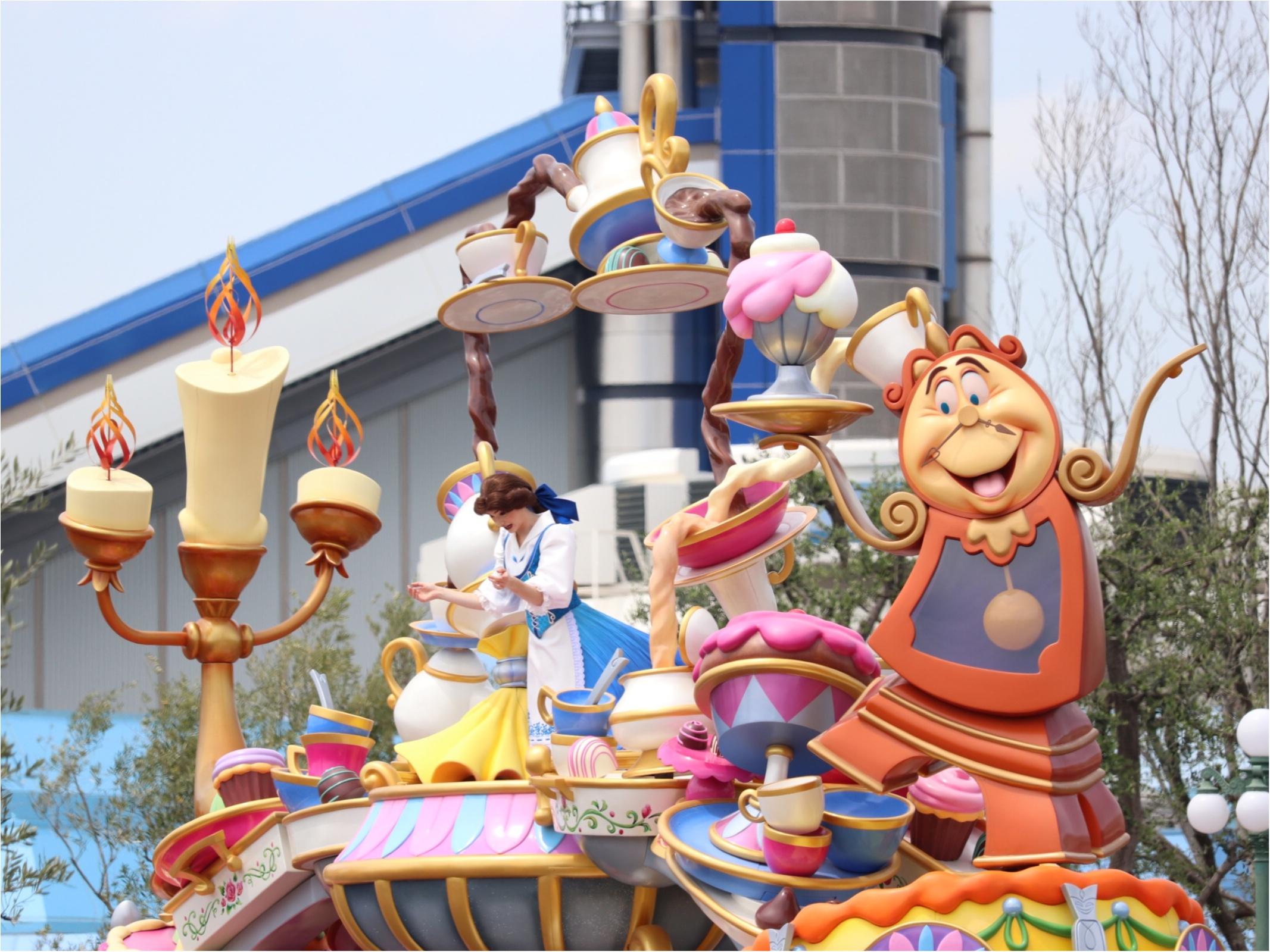 ▷【東京ディズニーランド35周年】Newパレード「ドリーミング・アップ!」がとにかく凄い!!_18