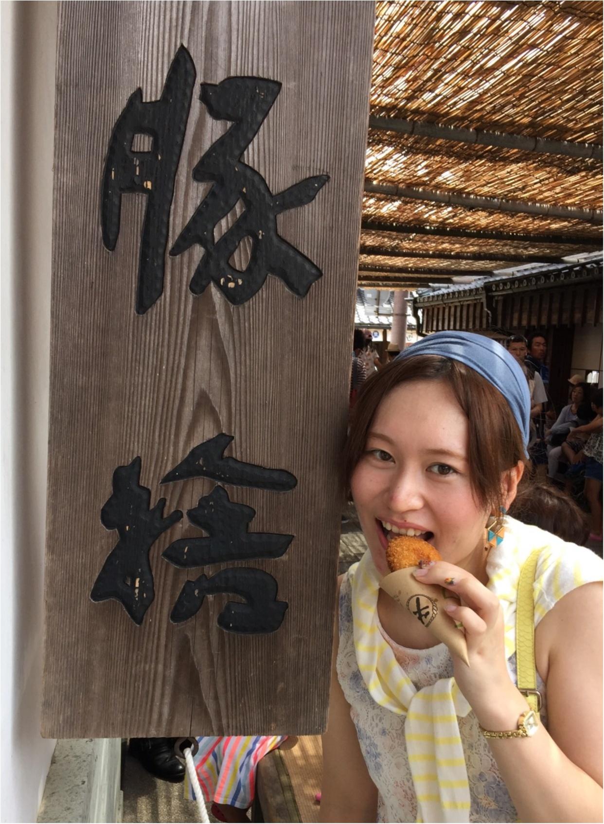 伊勢おかげ横丁で食べ歩き♡hiiko_4