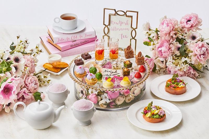 表参道の人気カフェや『コンラッド東京』の春めくアフタヌーンティーが可愛い!【#いちご #桜 2020】_4