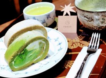 台湾で抹茶スイーツを楽しむなら♡ 人気の『平安京茶事』のロールケーキが美味!【 #TOKYOPANDA のオススメ台湾情報 】