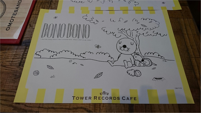 ぼのぼのカフェでほっこりしてきました報告♡_3