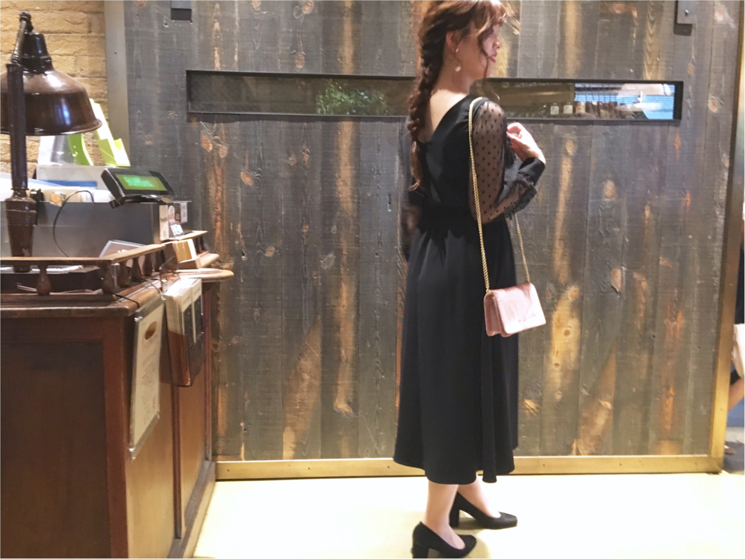 """集英社MOREインフルエンサー7名の""""お呼ばれドレス""""SNAP❤︎_3"""