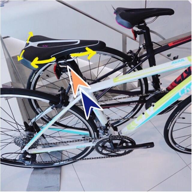 「ツール・ド・東北」完走のため一緒にがんばる相棒♡わたしたち三人娘の自転車を徹底解説!【#モアチャレ さえ】_4_3