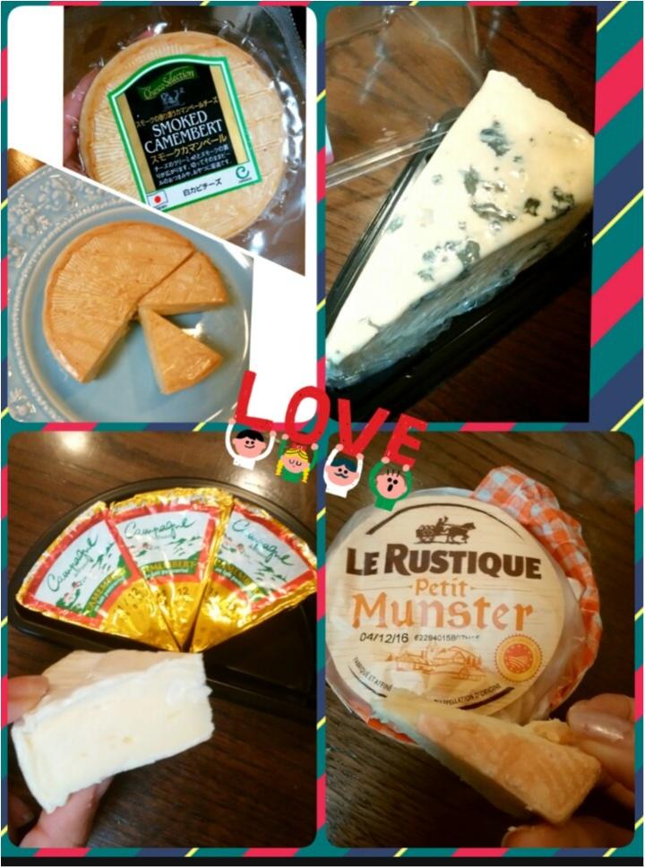 【私的おすすめチーズ】✞手が止まらないチーズ。紹介します!_1