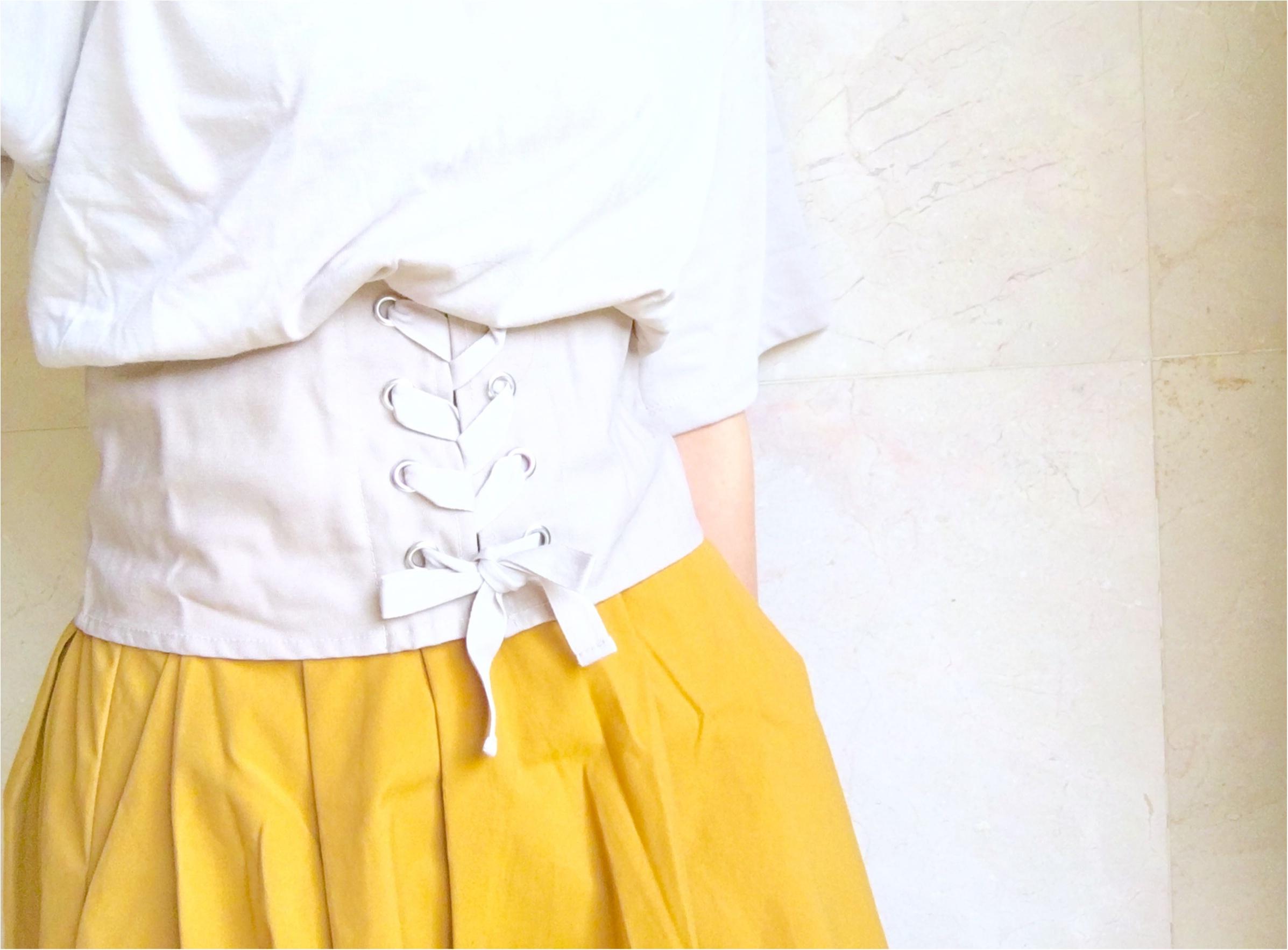 【UNIQLO】シワになりにくいからお手入れ楽チン❤️《美シルエットの優秀スカート》3選!_1