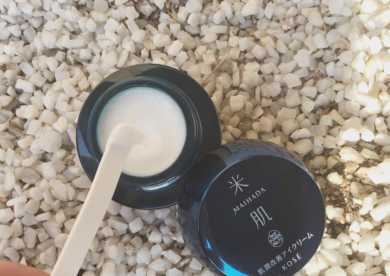 【アイクリーム迷子必見】KOSE通販限定ブランド『米肌』の「肌潤改善アイクリーム」で目元のケアを本気ではじめませんか?_2